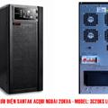 Bộ lưu điện santak 3C20KS(LCD)