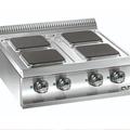 Bếp âu 4 họng dùng điện để bàn mặt vuông E477Q