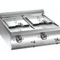 Bếp chiên nhúng đôi dùng điện để bàn 2x12L, EF777T
