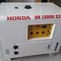 Máy phát điện giảm thanh honda sh 12000 ex Thailand