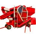 Máy thu hoạch đậu phộng khô và ướt 4HZF-1200