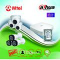 Trọn bộ Camera Dahua 3 mắt HD 1.0M DHI-XVR4104C