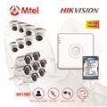 Trọn bộ Camera Hikvision 7 mắt HD 1.0M HIK-DS-7108HGHI-F1