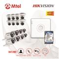 Trọn bộ Camera Hikvision 8 mắt HD 1.0M HIK-DS-7108HGHI-F1