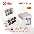 Trọn bộ Camera Hikvision 6 mắt Full HD 2.0M HIK-DS-7108HQHI-F1/N