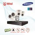 Trọn bộ Camera Samsung 2 mắt Full HD 2.0M HRD-E430LP