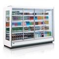 Tủ trưng bày siêu thị Southwind SMM4D2-08NOD