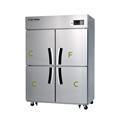 Tủ đông mát 4 cánh 1 ngăn đông Modelux MDS-1040RF1