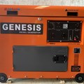 Máy phát điện GENESIS GD 7800EWS