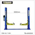 Cầu nâng ô tô 2 trụ đế dưới TB-4000SW - 4 tấn