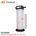 Thiết bị hút dầu thải khí nén 9L FB-OE90P