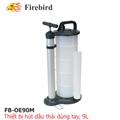 Thiết bị hút dầu thải dùng tay 9L FB-OE90M