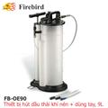 Thiết bị hút dầu thải khí nén- dùng tay 9L FB-OE90