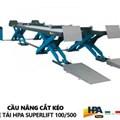 Cầu Nâng Cắt Kéo 2 Tầng HPA Faip Superlift 100/500