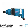 Súng Xiết Bulong Toku 1″ Inch MI-3800GS