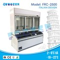 Tủ dưới đông trên mát Frozen FRC-2500
