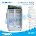 Tủ đông lạnh thực phẩm Frozen FRD-1240F