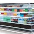 Tủ trưng bày siêu thị Southwind SMS2D2-08ST
