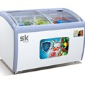 Tủ đông kính lùa OKASU SKFS-300C