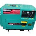 Tổ máy phát điện YAMANISAN-YM6500T-1PHA, ĐỀ, CÁCH ÂM