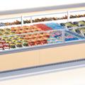 Tủ đông siêu thị OPO POG1-08D