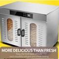 Máy sấy thực phẩm 32 khay giá rẻ GND-32-3