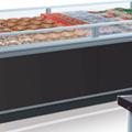 Tủ đông siêu thị loại phẳng OPO SMP0G2-08P