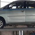 Cầu nâng 1 trụ rửa xe ô tô Việt Nam lắp nổi TH1