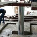 Cầu nâng 1 trụ rửa xe ô tô Việt Nam âm nền TH2