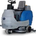 Xe vệ sinh sàn liên hợp công suất lớn V8