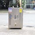 Máy rửa xe ô tô hơi nước nóng Kokoro T9000