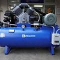 Máy nén khí Shark 2 cấp 5HP dùng cho tiệm rửa xe ô tô ATT500