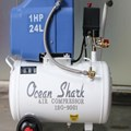 Máy nén khí không dầu 1 HP Ocean Shark OF886-24L