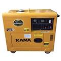 Máy phát điện chạy dầu cách âm Kama KDE-6500TN
