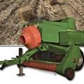 Máy thu hoạch cỏ voi , ngô ủ chua kiện vuông SCM 9YFQ-2.2