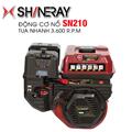 Động cơ nổ tua nhanh Shineray SN210