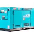Máy phát điện dầu Kubota EX8KSE (Công suất 6 KVA)
