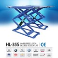 Cầu nâng cắt kéo 2 tầng Heshbon HL35S