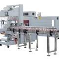 Máy cắt ,dán co lốc chai tự động QSJ5040A