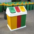 Thùng rác 3 màu TR3M