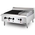 Bếp nướng chiên bề mặt dùng gas BERJAYA CB3BGG1B-17