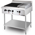 Bếp nướng chiên bề mặt dùng gas BERJAYA CB3BGG1BFS-17