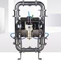 Bơm bột khí nén GODO QBWF-50 Inox