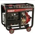 Máy phát hàn Koop KDF6700WE