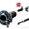 Máy cắt và vát mép ống Aotai hoạt động điện ISD-90