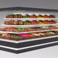 Tủ trưng bày và bảo quản thực phẩm siêu thị KNVMR-R / O / S