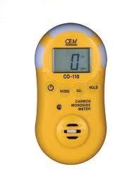 Máy đo khí CO hãng CEM model CO - 110