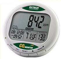 Máy đo khí CO2 nhiệt độ và độ ẩm Extech CO200