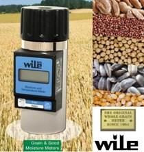 Máy đo độ ẩm ngũ cốc Wile 65