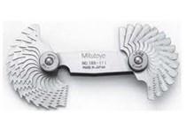 Bộ dưỡng đo ren Mitutoyo 0.4 – 7mm